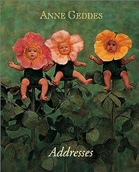 Anne Geddes Wild Roses Address Book