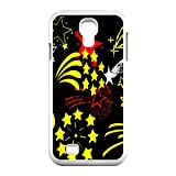 CHSY CASE DIY Design Personalized Pentagram Pattern Phone Case For Samsung Galaxy S4 i9500