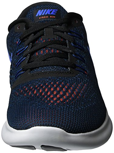 Nike Mens Benassi Solarsoft Slide Lacrosse 6 M Us Blue Glow / Challenge Red