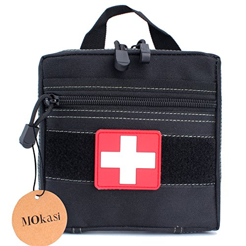 MoKasi Waterproof Tactical Medical Pouch
