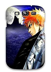 New Tpu Hard Case Premium Galaxy S3 Skin Case Cover(kurosaki And Captains)