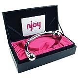 Njoy Pure Wand Steel G-Spot Sex Toy