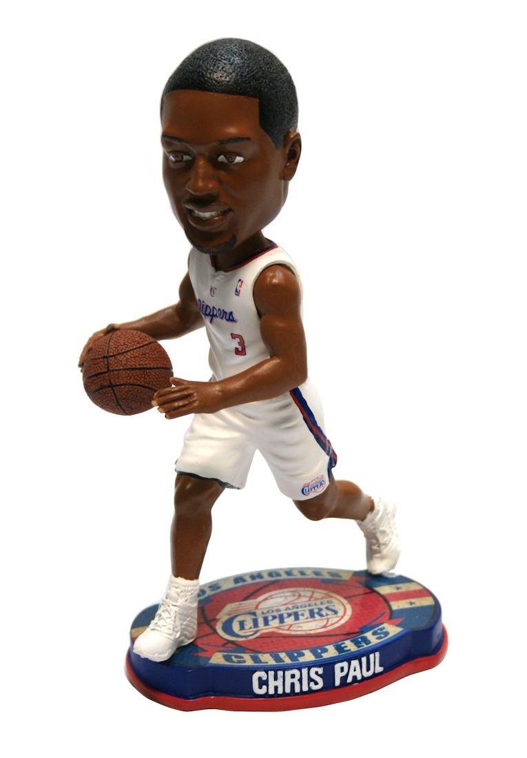 NBA Los Angeles Clippers Paul C. 2012 Home Basketball Base Bobble
