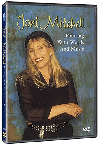 Price comparison product image Joni Mitchell - Painting with Words and Music