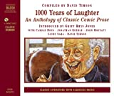 img - for 1000 Years of Laughter: An Anthology of Classic Comic Prose book / textbook / text book