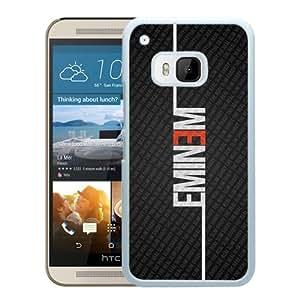 New Unique Custom Designed Case With Delicate Eminem White For HTC ONE M9 Phone Case