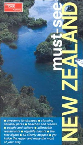 Must-See New Zealand (Must-See Guides) ebook