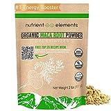 Premium Organic and Raw Maca Root Powder - USDA Certified and Gelatinized in