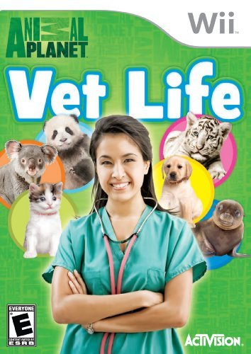 - Animal Planet: Vet Life - Nintendo Wii by Activision
