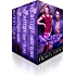 The Nightlife Series Box Set Books 1-4 (Urban Fantasy - Paranormal Romance Thriller)