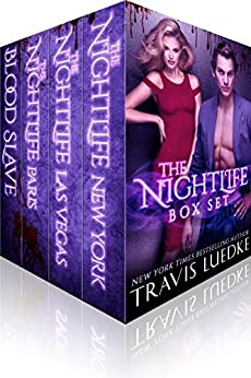 The Nightlife Series Box Set Books 1-4 (Urban Fantasy - Paranormal Romance Thriller) by [Luedke, Travis]