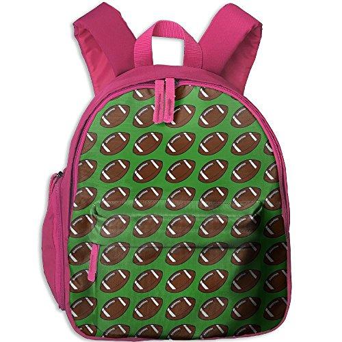 - Children Pre School Backpack Boy&girl's Football Pattern Book Bag