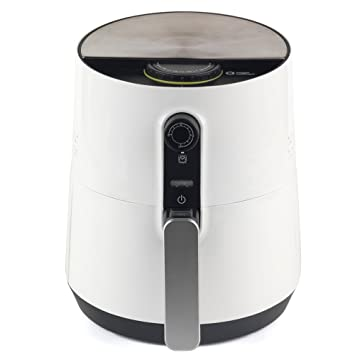 Weight Watchers Freidora de Aire Caliente Saludable de 1300 W 3,2 l, Color Blanco: Amazon.es: Hogar