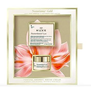 Nuxe - Caja Nuxuriance Gold crema día 50 ml: Amazon.es: Belleza