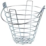 CSG Heavy Duty Steel Wire Golf Ball Basket/Bucket - Fits up to 144 Golf Balls!
