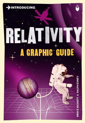 Introducing Relativity: A Graphic Guide (Introducing...) cover