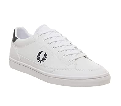 a58f08a9ef143 Amazon.com: Fred Perry Men's Deuce Leather: Shoes