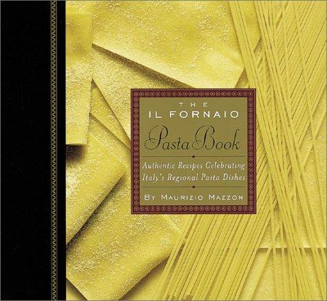 Download The Il Fornaio Pasta Book pdf epub
