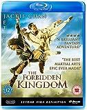 The Forbidden Kingdom [Reino Unido] [Blu-ray]