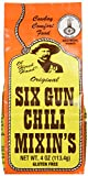 Six Gun Chili Mix 4 Oz - Pack 6