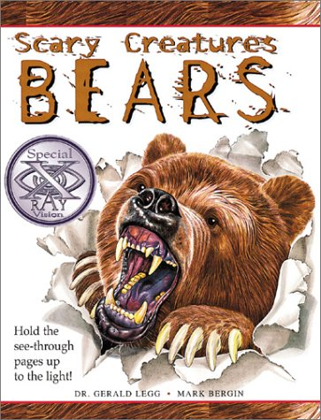 Read Online Bears (Scary Creatures) PDF