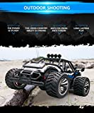 Distianert 1:16 Scale Electric RC Car Off Road Vehicle 2.4GHz Radio Remote Control Car 2W High Speed Racing Monster Truck