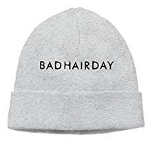 Bad Hair Day Logo Beanie Cap