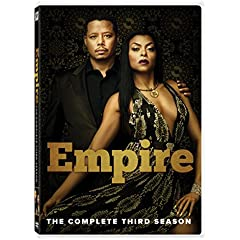 This Is Us Season 1 and Empire Season 3 on DVD Sept. 12 and Sleepy Hollow Season 4 on DVD Sept. 26 from Fox