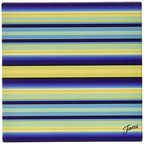 Thirstystone Occasions Fiesta Cool Stripe Trivet, Multicolor