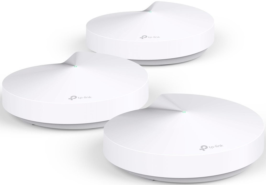 TP-LINK Deco M5 3-Pack Whole Home Mesh WiFi System