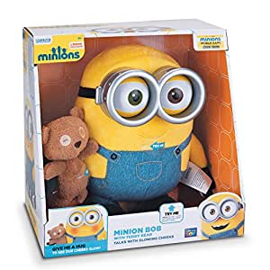 Minions Bob with Teddy Bear