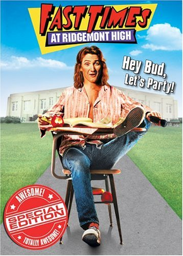 Fast Times at Ridgemont High [DVD] [Region 1] [US Import] [NTSC]