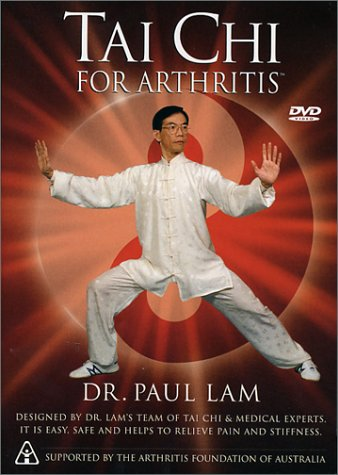 Tai Chi for Arthritis with a choice of 4 languages (Chinese, English, French & Spanish) by