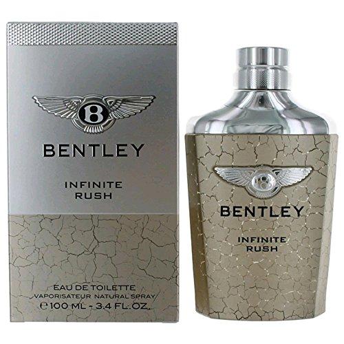 Bentley Infinite Rush By Edt Spray 3 4 Oz