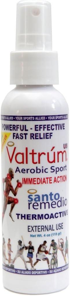 Valtrum Santo Remedio Pain Relief Spray, 4 Oz