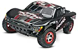 Traxxas Slash VXL 1 10 Scale 2WD LCG Short Course Racing Truck with TQi 2.4GHz Radio - TSM - and OBA - Mike Jenkins