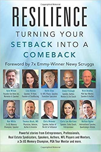 34ff0a3f Resilience: Turning Your Setback into a Comeback: Kyle Wilson, Lisa ...