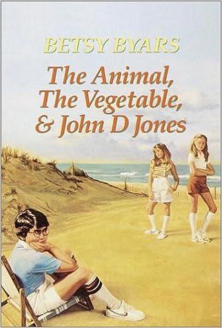 Animal, the Vegetable, and John D Jones