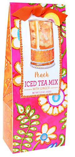Pelican Bay Peach Iced Tea Mix with Ginger (Peach with Ginger)