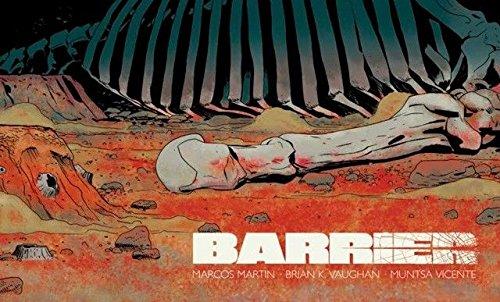 Barrier (2018) #2 VF/NM Brian K. Vaughan Image Comics