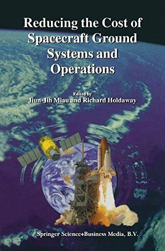 Reducing the Cost of Spacecraft Ground Systems and Operations (Space Technology (Economy Motor Support)