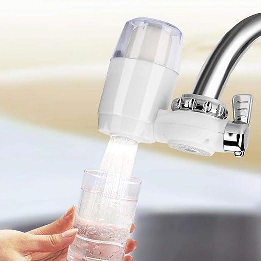 Purificador de agua para cocina, filtro de agua para grifo, mini ...