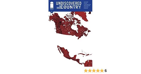 MR UNDISCOVERED COUNTRY #3 CVR A CAMUNCOLLI