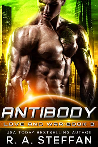 Antibody: Love and War, Book 3