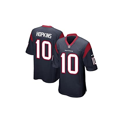 Image Unavailable. Image not available for. Color  Nike Men s DeAndre  Hopkins Houston Texans Game Jersey b274023ad