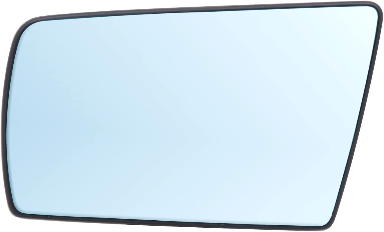 Heated Door Mirror Glass and Backing Plate RIGHT fits 1996-1999 MB E-class W210