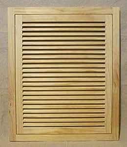 20x30 Wood Return Air Filter Grille Amazon Com