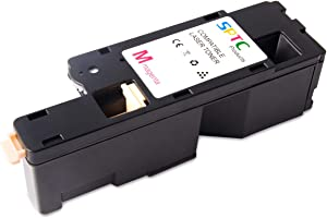 SPTC High Yield Compatible Dell E525W E525 525 Toner Cartridge (Magenta)