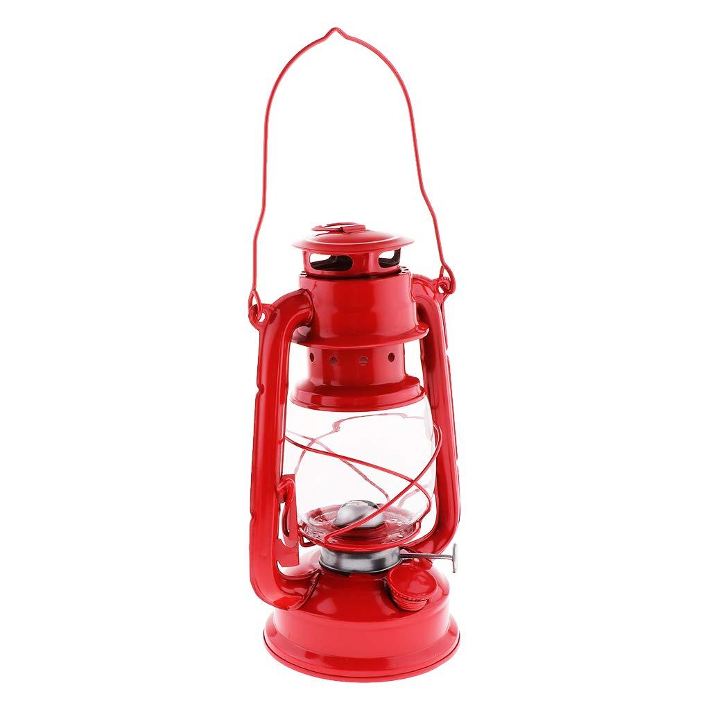 KESOTO Sturmlampe /Öl-Lampen Windlaterne f/ür Drau/ßen