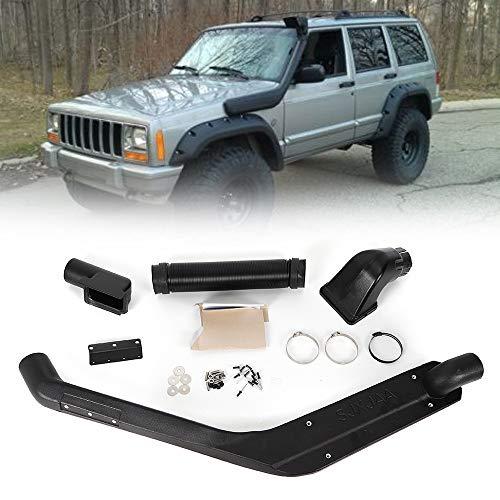 Snorkel Air Ram Intake Kit Fit for Jeep Cherokee XJ/Liberty  01/1985-2001/1995 Petrol AMCI6 4 0L-I6